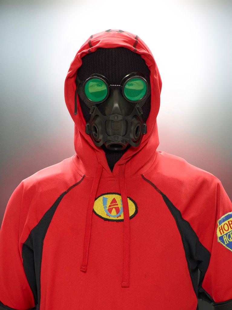 Urban Avenger